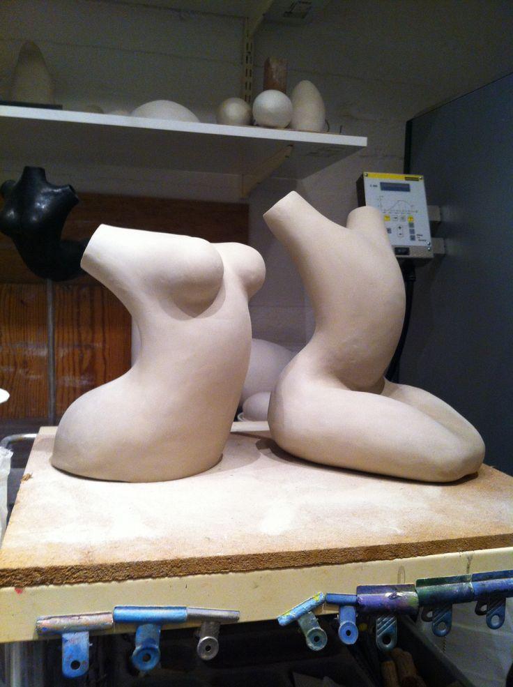 Nytt år nya skulpturer p.g