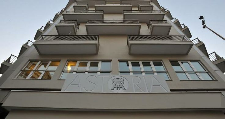 Astoria Hotel, Thessaloniki, Greece Discover the architectural superiority and constructural consistency in www.ekater.gr