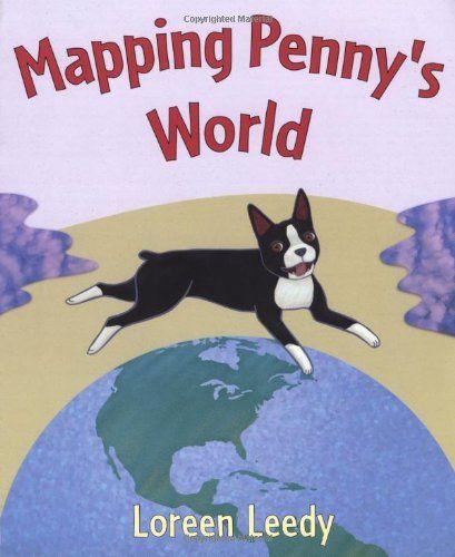 Mapping Penny's World by Loreen Leedy