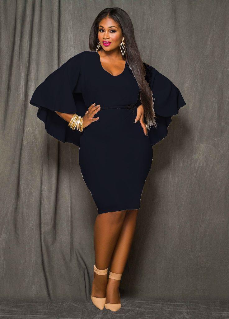 Gojane Party Dresses Plus Size Women Fashion Dresses