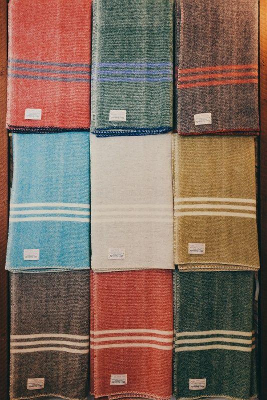 Wool blankets | VSCO Journal