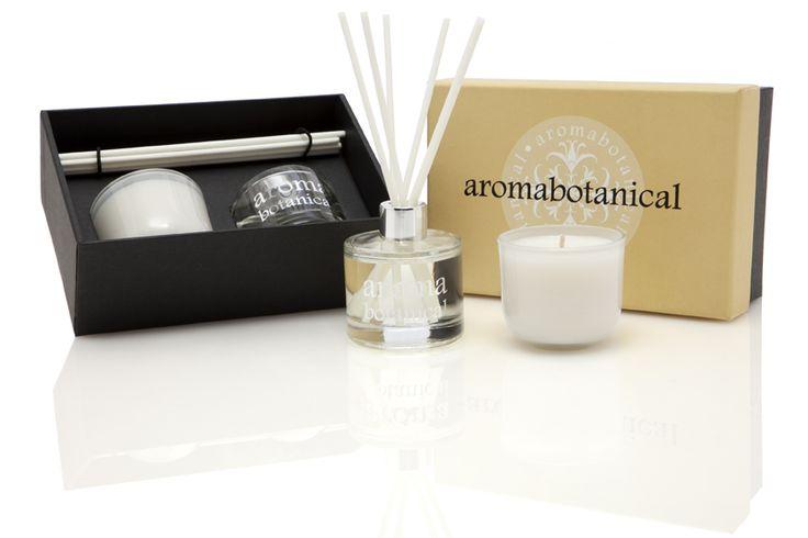 Vanilla Creme Mini Gift Set #aromabotanical