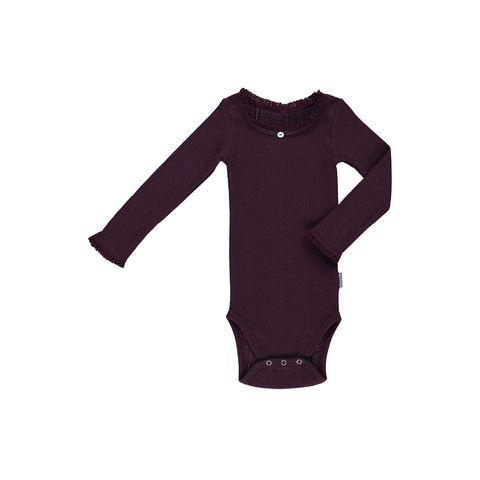 Okker Gokker organic bodysuit http://www.danskkids.com/collections/bodysuit/products/okker-gokker-organic-dark-red-wine-bodysuit-long-sleeve