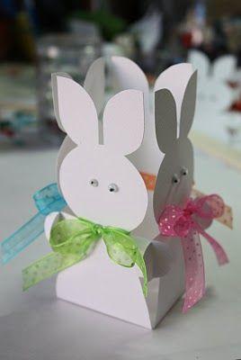 Bunny basket - bjl