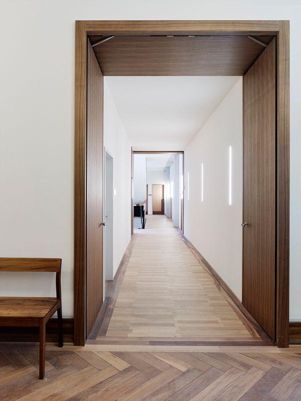 Regierungsgebäude Frauenfeld - Delta Türsysteme AG