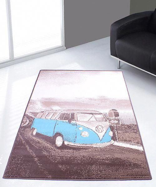 Add A Splash Of Colour And Fun To Neutral Es With This Soft N Stylish Vw Rug From The Ultimate Company Throw In T Carpets Colorado Springs