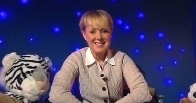 Sally Dynevor reads CBeebies Bedtime Story