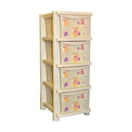 Little Angel Комод для детской комнаты Bears 335мм, Little Angel, слоновая кость  — 2150р.  Комод для детской комнаты Bears 335 мм, Little Angel, слоновая кость ‒ это детская мебель от отечественного производителя . Комод изготовлен из экологически безопасного материала ‒ полипропилена, который обеспечивает легкость конструкции, прочность, устойчивость к физическим и химическим воздействиям. Окраска комода обладает высокой устойчивостью цвета к внешним воздействиям. Комод для детской комнаты…