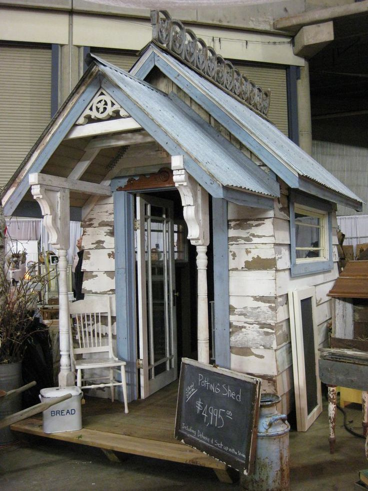 garden shed made from recycled materialsor play house for kids i know i always wanted one - Garden Sheds From Recycled Materials