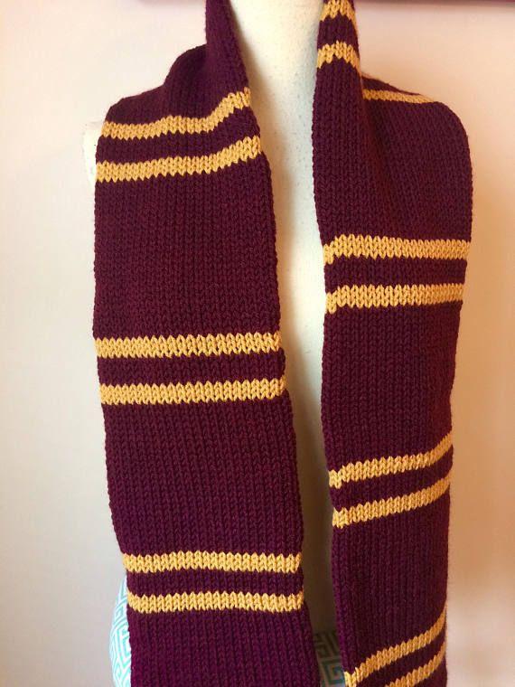 Top 25+ best Harry potter gryffindor scarf ideas on ...