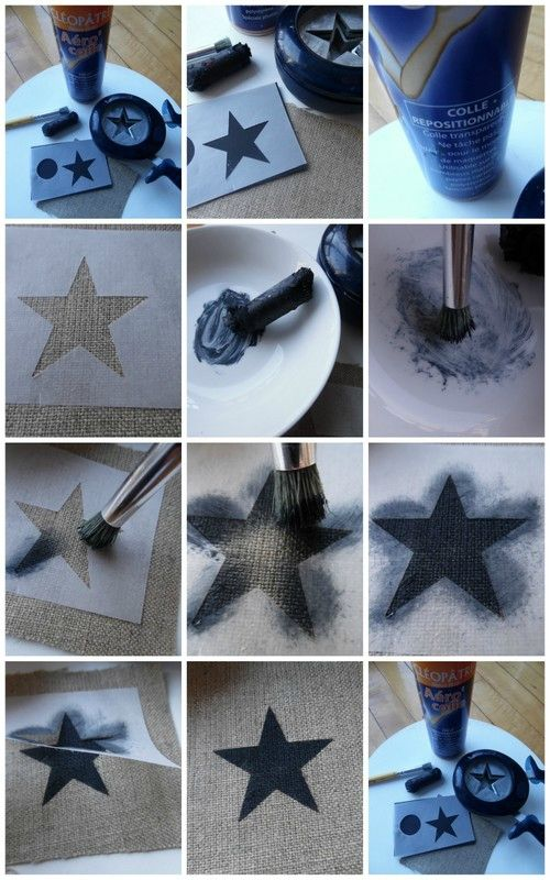 Plus de 25 id es uniques dans la cat gorie peinture textile sur pinterest timbre de pomme de - Tuto peinture abstraite contemporaine ...