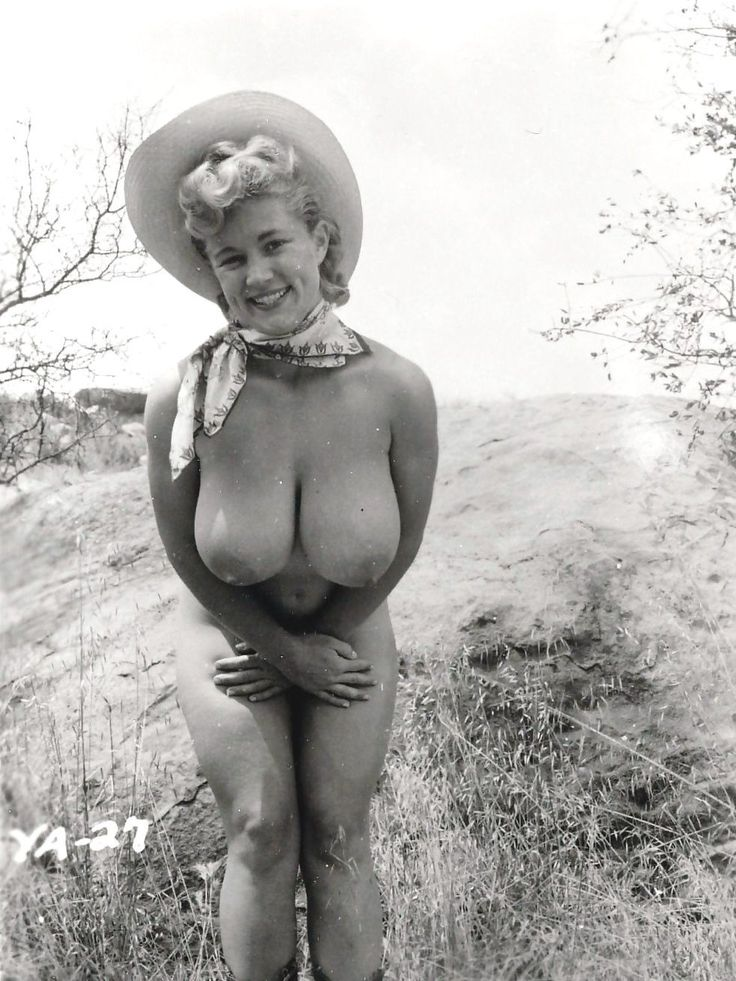 Cowgirl Virginia Bell C1950S-8540