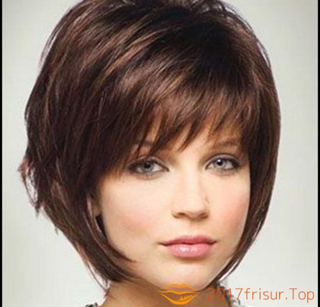 Frisuren Kinnlang Gestuft Mit Pony Haarschnitte Und Frisuren Trends 2019 Par Bobfri In 2020 Womens Hairstyles Bob Hairstyles Short Bob Hairstyles