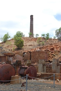 Chillagoe Smelters | Atherton Tablelands | Queensland | Australia