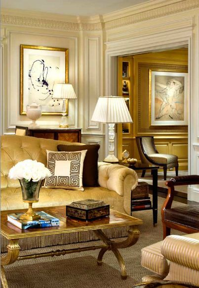 Best 25 classic living room ideas on pinterest living for Classic taupe living room