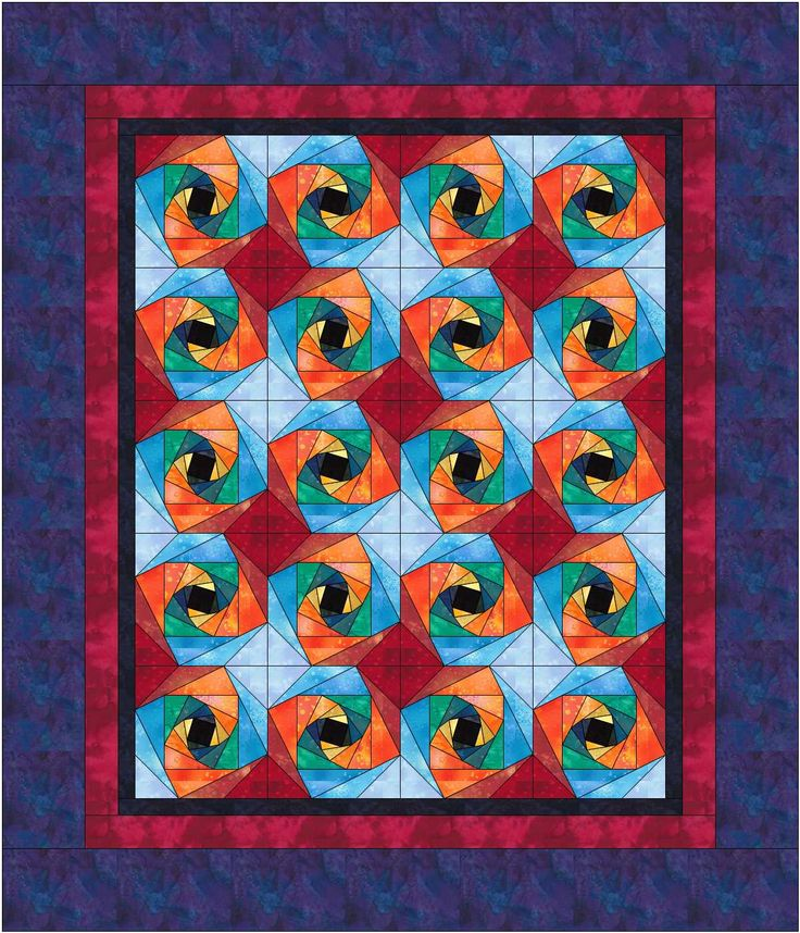 136 best QB Twisted Log Cabin images on Pinterest | Patterns ... : twisted log cabin quilt - Adamdwight.com