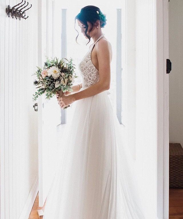 Jess Conte | wedding dress