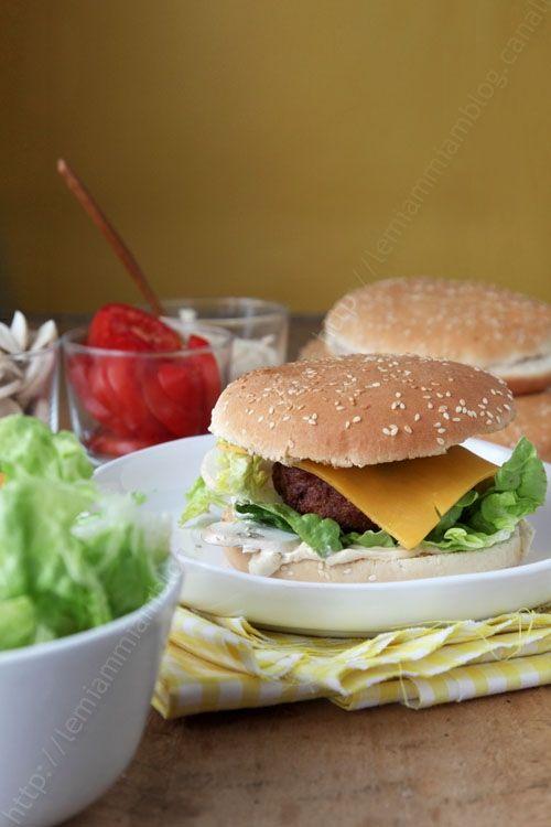 les 25 meilleures id 233 es concernant steak hach 233 maison sur recette de galettes de