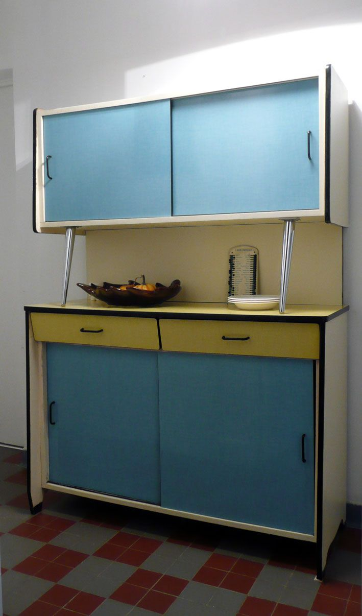 Buffet formica ann es 60 meuble vintage pinterest buffet de f te - Le courrier du meuble ...