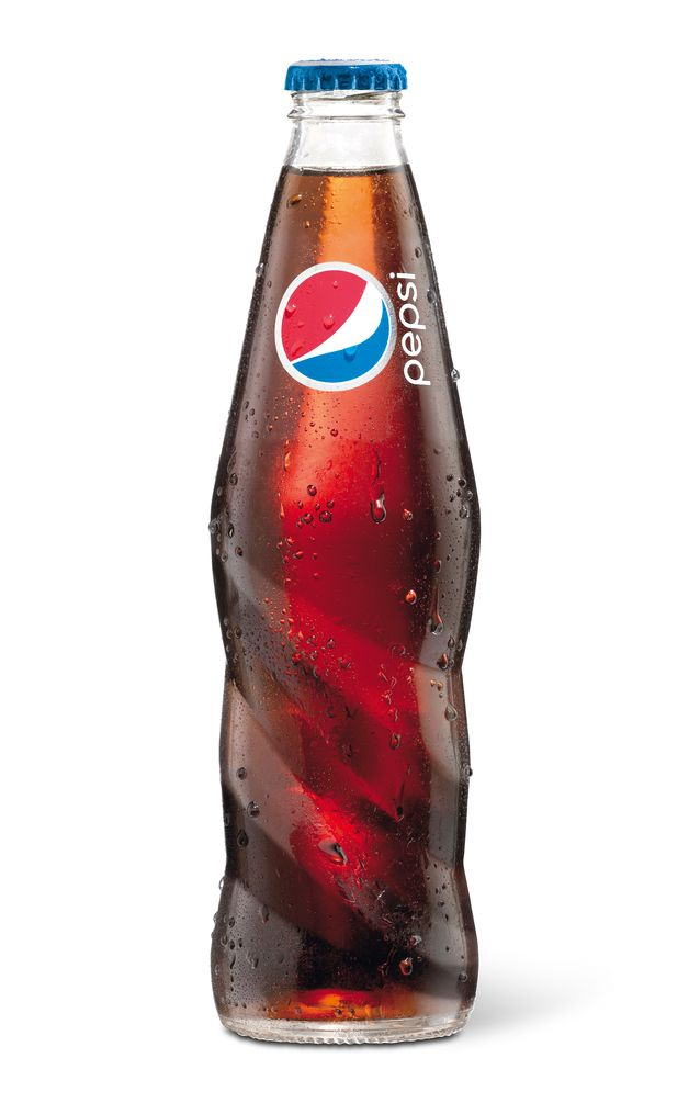 Pepsi Axl Glass Bottle / Manufacturer PepsiCo, USA www.pepsico.com / In-house design PepsiCo Design & Innovation Center, New York, USA, USA www.pepsico.com / Design Tether, USA