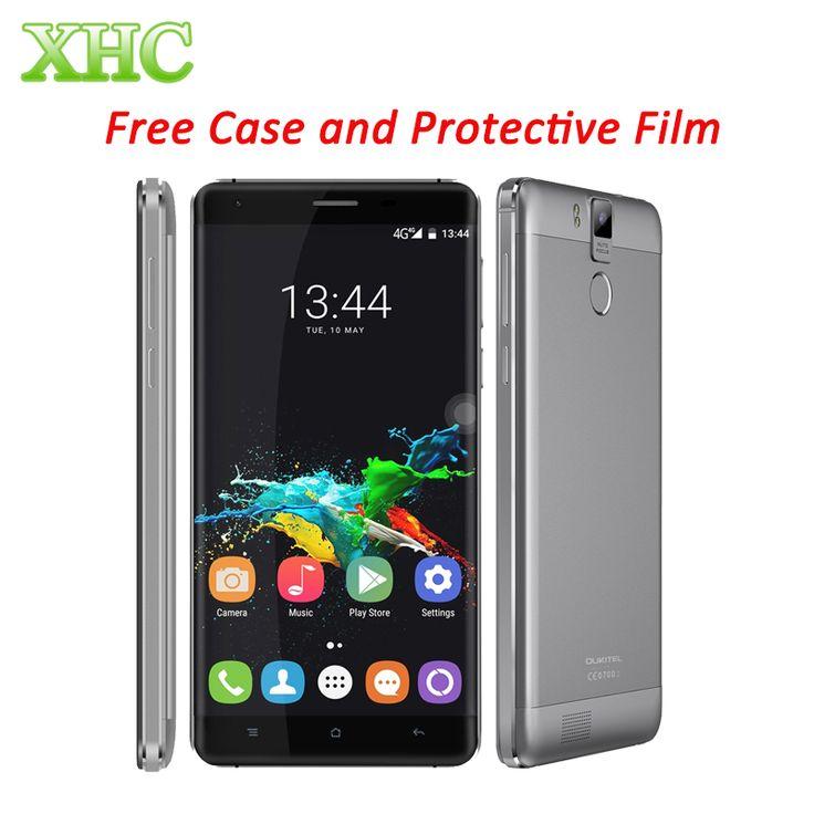 OUKITEL K6000 Pro LTE 4G Smartphone 16MP 5.5'' Android 6.0 MTK6753 Octa Core 1.3GHZ RAM 3GB ROM 32GB 6000mAh  OTG Mobile Phone #Affiliate