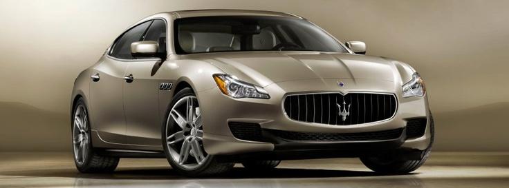 Neuer Maserati Quattroporte: Man darf ja mal träumen