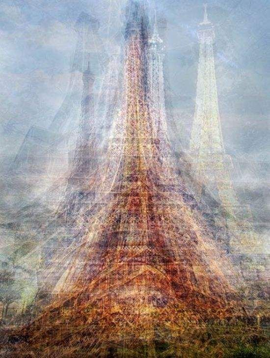 AMAZING PHOTO MONTAGE OF FAMOUS PLACES BY PEP VENTOSA