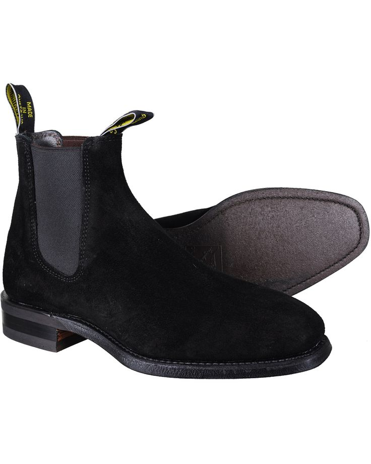 The Best Leather Shoes R M Williams Online