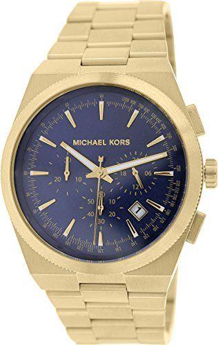 Michael Kors Watches Channing Men\u0027s Watch (Gold) Michael Kors http://www