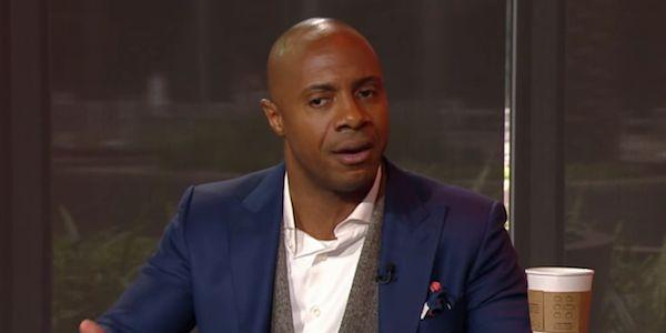 Watch ESPN's Jay Williams Accidentally Draw Stick Figures Having Sex On Live TV #FansnStars