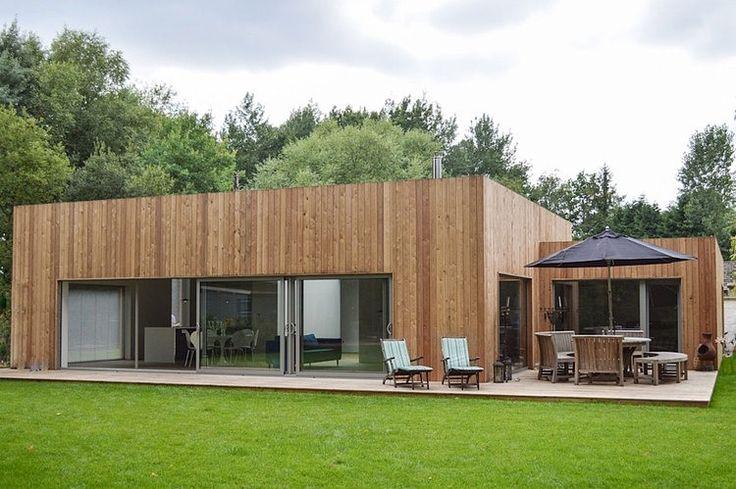 Maison en bois - Architecturall -