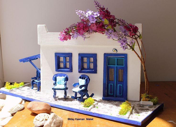 Old Bodrum houses 1 Eski Bodrum evleri 1