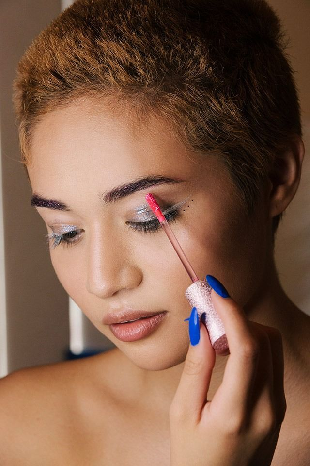 Get the Look: Unicorn Makeup with Emily Lee - Urban Outfitters - Blog