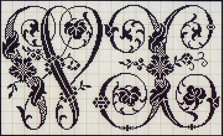 Cross Stitch: Alfabeto. Discussione Silla LiveInternet - Russo Servizi on-line Diaries