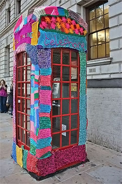 Unusual Telephone Booths.   Most Beautiful Pages