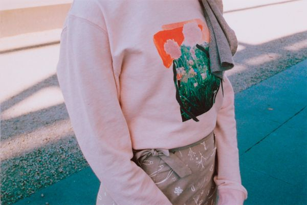 Meet the little lady, Lauren Elise Cassar, behind beautiful fashion and accessories brand Mirador.  http://www.yenmag.net/beauty-fashion/fashion/art-meets-fashion-mirador/