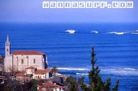 #mundaka spain #spain - lovely little fishing village with big surf - a must visit in the north of spain