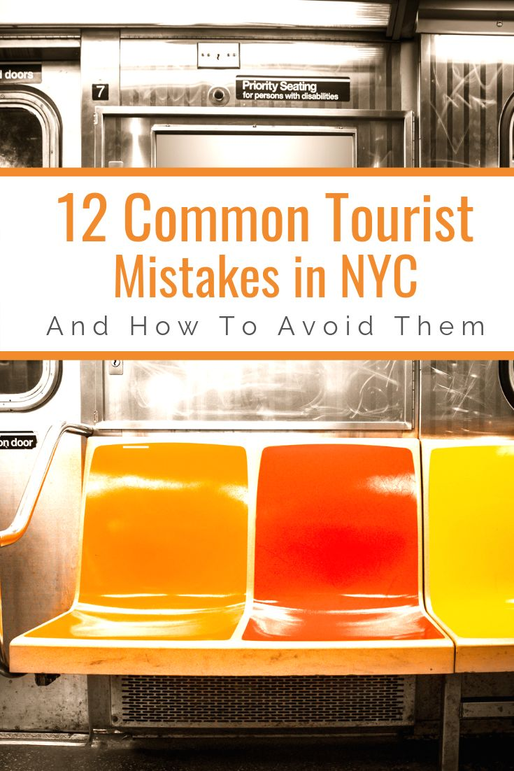 Common Tourist Mistakes in NYC