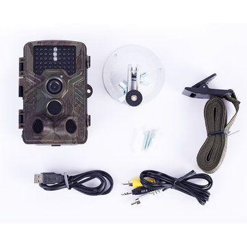 Hunting Camera H801 16MP Digital Waterproof Trail Tactical Wildlife Sale - Banggood.com