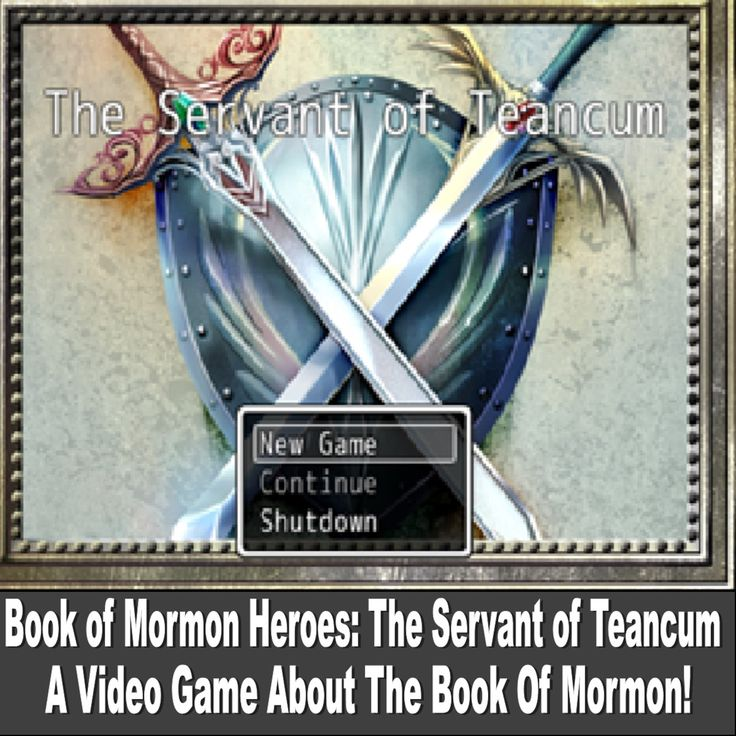 Are You Ready To Help Teancum And Chief Captain Moroni Defeat The Lamanites Your