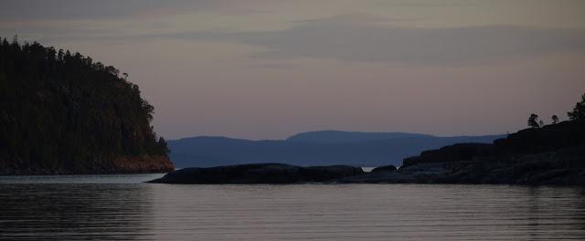 Höga Kusten - The High Coast