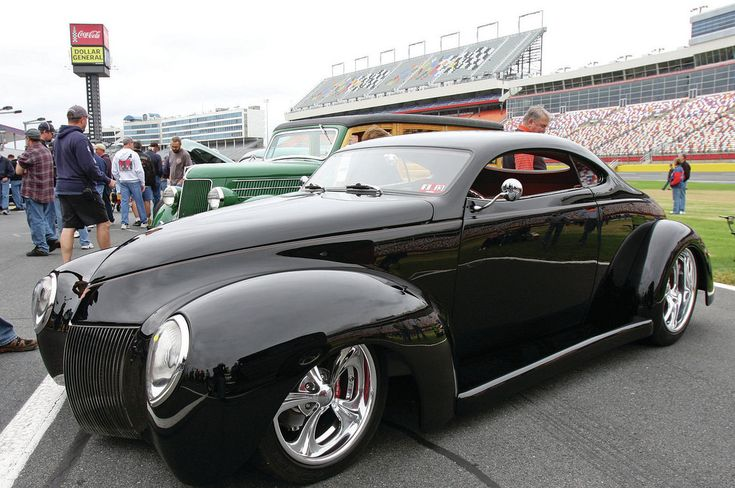 1940 Ford Coupe Custom Street Rod | pinterest.com/pin/199354… | Flickr