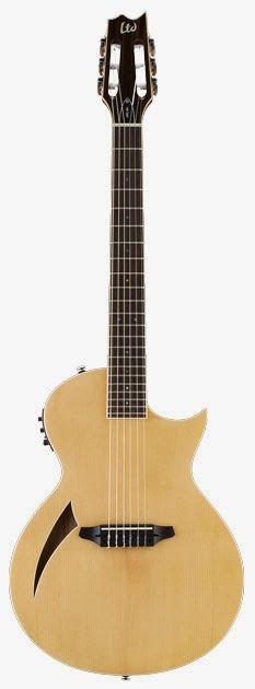 The Rock House Blog: NAMM 2014 - ESP Guitar Unveils 2014 Models—Including James Hetfield and Alex Skolnick Signature Axes