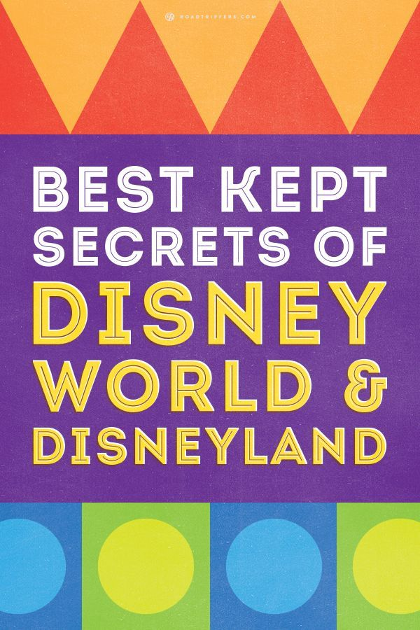 We scoured the planet and hunted down some of the world's experts on all things Disney and here's what they say are the most secretest secrets you need to know before you plan your trip to Disney World or Disneyland. disney world secret disney secret #traveltips #kids #disney