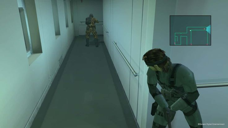 NVIDIA SHIELD Gets Metal Gear Solid 2: Sons of Liberty HD Edition #Android #Google #news
