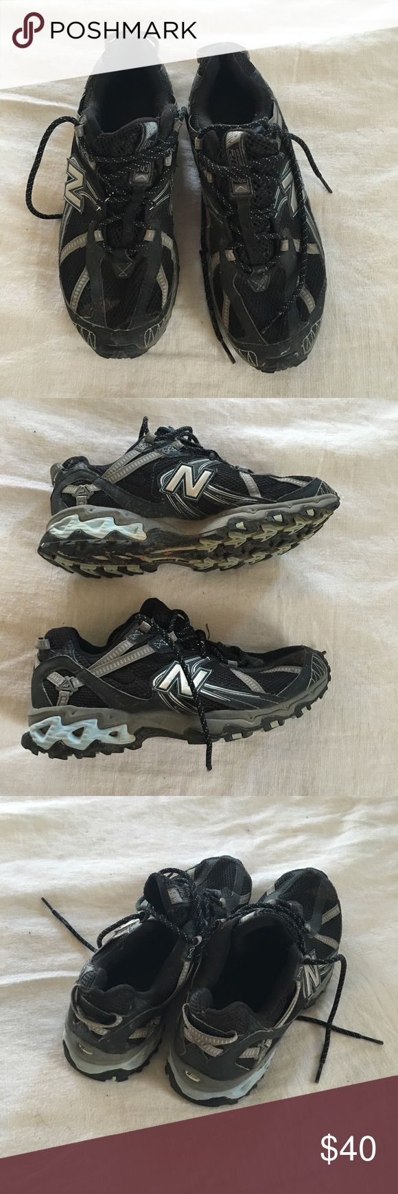 New Balance All Terrain Trail Running Shoes New Balance All Terrain shoes. Trail Running Shoes. 572 All Terrain shoe. Women's size 8.5B very little wear. New Balance Shoes