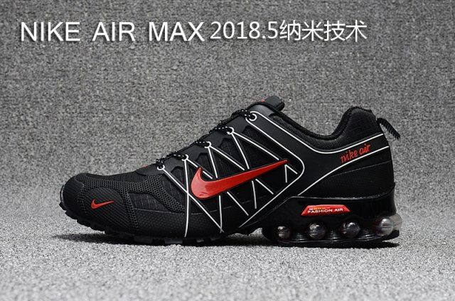 32b196ebd3c34 Hot sale Nike Air Max 2018. 5 Shox KPU Red Black White 524977 702 on  nikesalezone.com