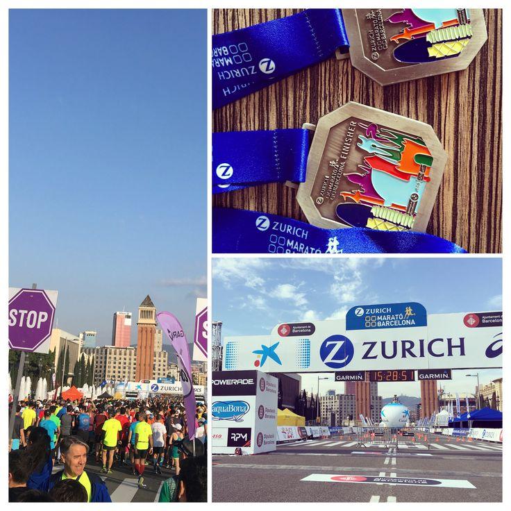 Počasie na objednávku ⛅️ Barcelona maratón: 12. marec 2017 - 42.195km 👣🙃  www.spalovnatukov.sk