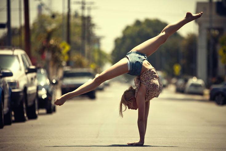 Quand la danse descend dans la rue