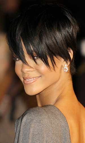 Rihanna Short Hairstyles Top  Short Hairstyles  For Women Hairstyles Nail Designs Yefrecet